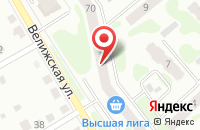 Схема проезда до компании Follow Event в Иваново