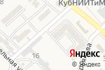 Схема проезда до компании Почтовое отделение в Новокубанске