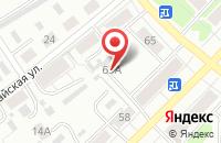 Схема проезда до компании ЧистоFF в Иваново