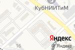 Схема проезда до компании Валерия в Новокубанске
