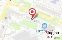 Схема проезда до компании Горизонт в Иваново