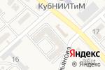 Схема проезда до компании Магазин хозтоваров в Новокубанске