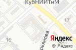 Схема проезда до компании Магазин бытовой техники в Новокубанске