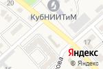 Схема проезда до компании МТС в Новокубанске