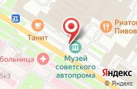 Схема проезда до компании Медис в Иваново