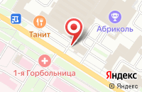 Схема проезда до компании Сервис ТВ-Инфо в Иваново