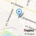 ЛАСКО ТЕКСТИЛЬ ГРУПП на карте Иваново