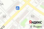 Схема проезда до компании Силуэт в Иваново