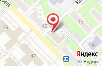 Схема проезда до компании Print4ever в Иваново
