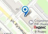 Отделение пенсионного фонда РФ по Советскому району г. Иваново на карте