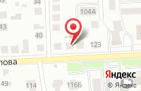 Схема проезда до компании Магазин женского белья в Астрахани