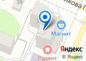 Пресс Маркет на карте