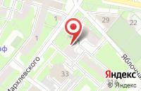 Схема проезда до компании Класс в Иваново