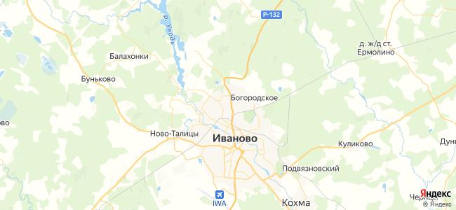 39 маршрутка в Иваново