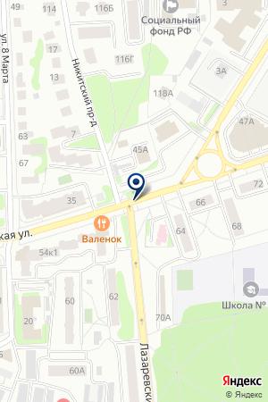АЛМАЗ-СЕРВИС на карте Костромы