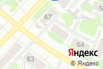 Схема проезда до компании Экспресс-С в Иваново