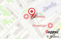 Схема проезда до компании Спецторг в Иваново