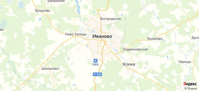 133 маршрутка в Иваново