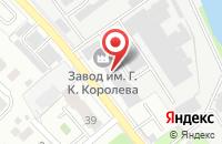 Схема проезда до компании Крандетальсервис в Иваново