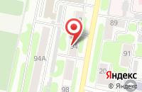Схема проезда до компании Мебель Люкс 37 в Иваново