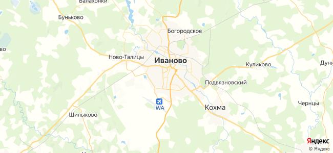 40 автобус в Иваново