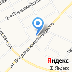 Городская управляющая организация жилищного хозяйства №6 на карте Иваново
