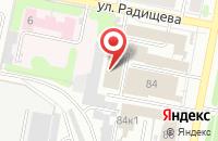Схема проезда до компании Ивановоторгтехника в Иваново