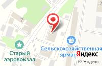 Схема проезда до компании ЛидерФлекс в Иваново