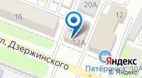 Компания За рулем на карте