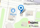 ИП Брезгин А.Н. на карте
