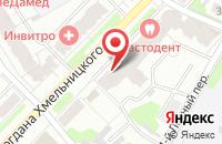 Схема проезда до компании Эконом в Иваново
