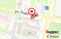 Схема проезда до компании Магия цвета в Иваново