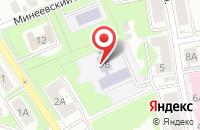 Схема проезда до компании Детский сад №171 в Иваново