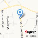 Nord на карте Костромы