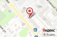 Схема проезда до компании Первый медицинский центр в Иваново