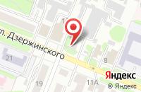 Схема проезда до компании Web turbo 37 в Иваново