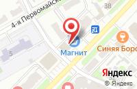 Схема проезда до компании Антиквариат в Иваново