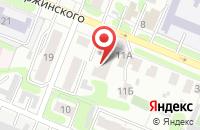Схема проезда до компании Медиком в Иваново