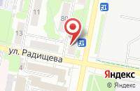 Схема проезда до компании Шарм в Иваново