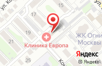 Схема проезда до компании MAYKOR в Иваново