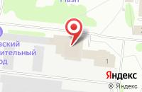 Схема проезда до компании Профи в Иваново