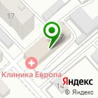 Местоположение компании Эвакуаторы