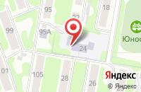 Схема проезда до компании Детский сад №156 в Иваново