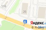 Схема проезда до компании Блок Роско Datsun в Коляново