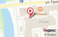 Схема проезда до компании Простор Телеком в Иваново