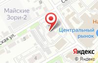 Схема проезда до компании Индиго в Иваново