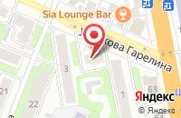 Схема проезда до компании 120/80 в Иваново