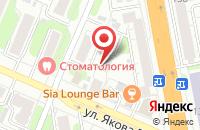 Схема проезда до компании Автошкола в Иваново
