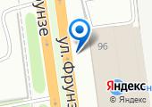 Иваново-Лада на карте