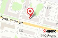 Схема проезда до компании Надежный Контакт в Костроме